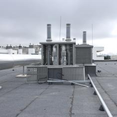 Pologne Varsovie Verdis - Système de ventilation mécanique - Référence