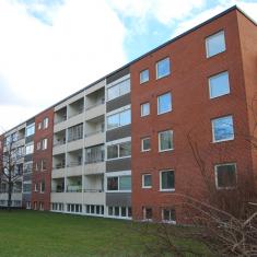 Suède Malmö - Système de ventilation hybride - Référence